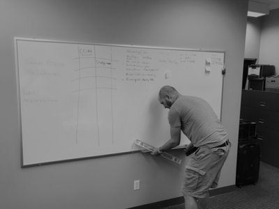 Executive Coaching, Listening, and Whiteboards